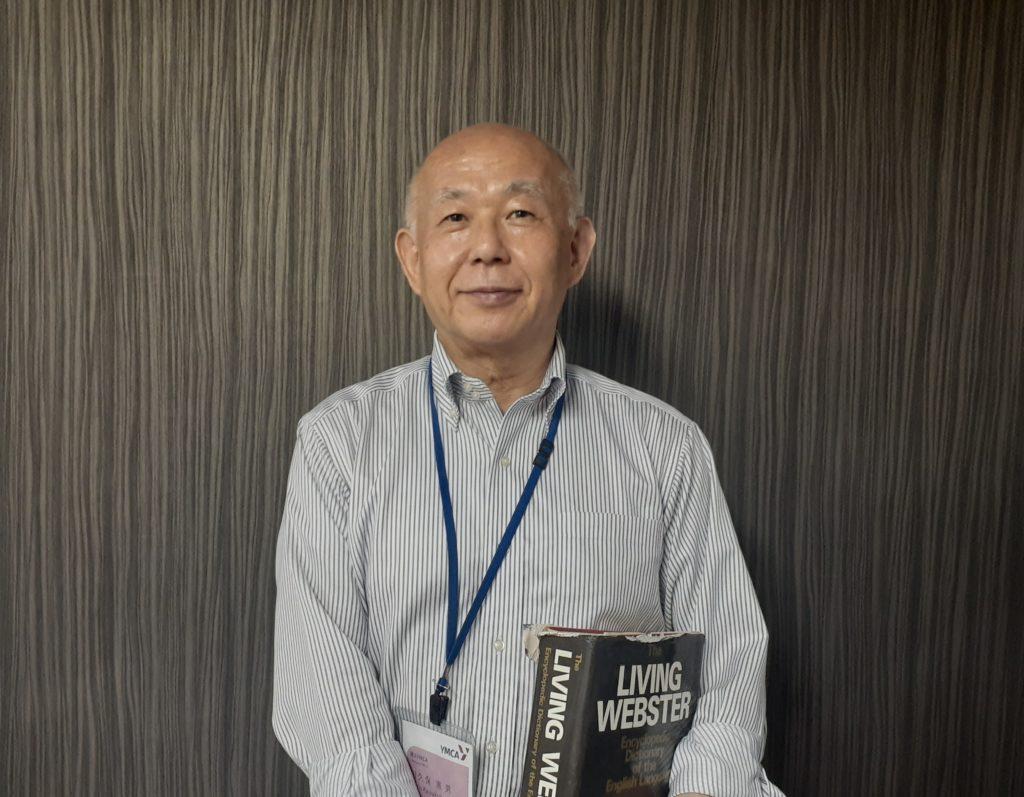 川久保先生の写真